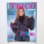 Revista Tricô Inverno Blusas Gorro Cachecol Vestidos N°13