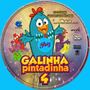 6 Dvds -  Coleção Completa Galinha Pintadinha