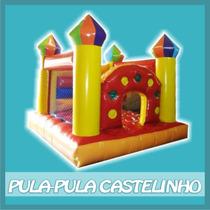 Balão Pula Pula Castelinho
