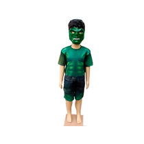 Fantasia Infantil Hulk Os Vingadores Curta Tam. G.