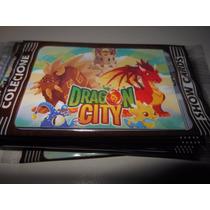 Dragon Cit 12 Envelopes Cartinha Card Para Bater + Brinde