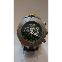 Relógio Invicta Subaqua 12085 Blue Titanium Frete Grátis!!!
