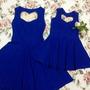 Vestido Coração Tal Mae Tal Filha, Compre 1 E Leve 2