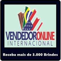 Curso Vendedor Online Internacional + Bônus
