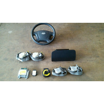 Kit De Air Bag Hyundai Santa Fe 2008 Usado Completo