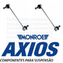 Par Bieleta Estabilizadora Dianteira Jac J3 J5 J6 - Axios