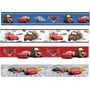 Faixa Border Decorativa Infantil Cars Disney Carros Desenho