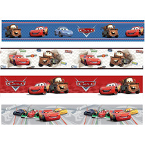 Faixa Border Decorativa Infantil Cars Disney Carros Desenho