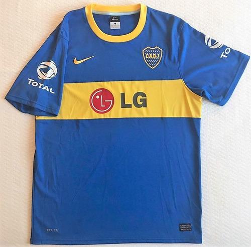 Camisa Boca Juniors 2010  nike  argentina  rara  xeneizes c69e917c668ec