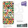 Case Capinha Silicone Go Cases Iphone 4/4s/5/5s/5c/6/6 Plus