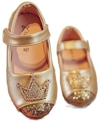 4391b2838b5 Sapato Infantil Festa Menina Aniversário Princesa Coroa Luxo - R  96 ...
