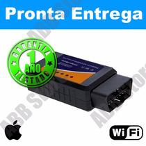 Scanner Diag Auto Obd2 Wifi Iphone Ipad Apple Pronta Entrega