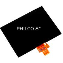 Display Lcd Tablet Philco 8a-r111a4.0 8 Polegadas Original
