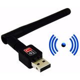 Antena Receptor Wireless Usb Wifi 600mbps Pc E  Note