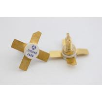 Transistor 2n5643 De Rf Motorola 40w 175mhz - 1pç