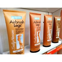 Maquiagem P/ Pernas Airbrush Legs Loção Sally Hansen 3 Tons