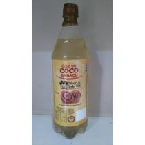 Azeite Óleo De Coco Babaçu Extra Virgem 100%natural 1 Litros