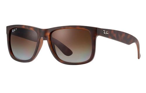 Óculos Ray Ban 4165 Justin Polarizado Original Frete Gratis. R  220 0d6bf93be7