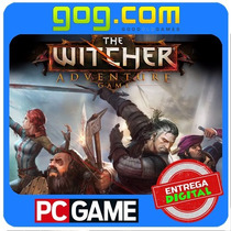 The Witcher Adventure Game Pc Gog Cd-key Envio Imediato