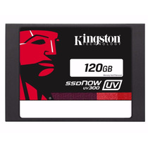 Hd Ssd 120 Gb Sata 3 Kingston Uv300 -550 Mb/s Super Lancamen