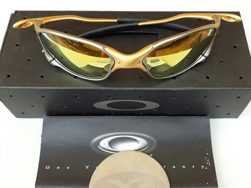 Óculos De Sol Oakley Juliet Xx 24k Edição Limitada Original 9b74a90142