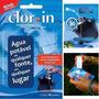 Desinfetante Purificador De Água 1 Clor-in + Frete Gratis