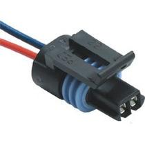 Chicote Plug Conector Sensor Caixa Eaton Fêmea 2 Vias