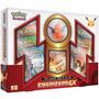 Pokémon Box 20 Anos Coleção Red & Blue Charizard Ex Miniatur