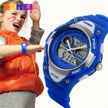 Relógio Infantil Skmei S-shock Prova D