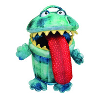 Boneco Gorgo Que Monstro Te Mordeu Multibrink
