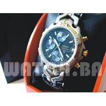Relógio Seiko Cronógrafo V657 - 100m - Novo, Original!!