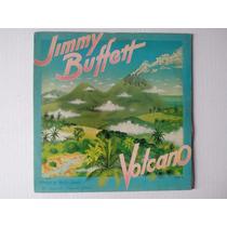 Lp Jimmy Buffet - Volcano - Encarte - 1979
