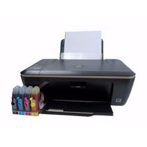 Bulk Ink Impressora Hp 3636 3836 2136 4536 Lançamento Novo
