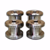 Kit Bucha Quadro Agregado Em Alumínio Para Motor Ap