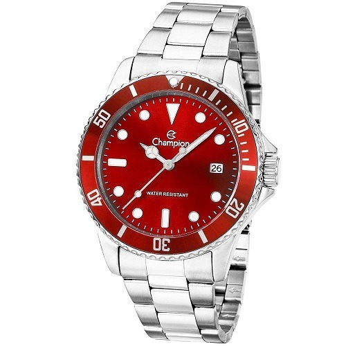 Relógio Champion Masculino Ca31266v (rev Autorizada) Nfe a7e535a4c0