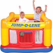 Pula Pula Castelo Inflável Infantil Cama Elástica Jump