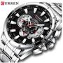 Relógio Masculino Curren Top  Lançamento Original