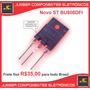 Transistor Saida Horizontal Bu808dfi - 808 -bu808 -bu 808 St