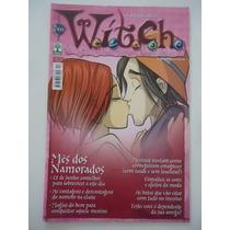 As Bruxinhas Witch #40 Ano 2005 Mês Dos Namorados