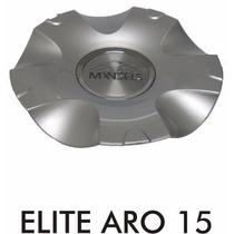 Calota Mangels Elite Aro 15/17 Com Emblema Mangels Jogo C 4