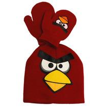 Beanie & Mittens Jogo Angry Birds 2pc Set Crianças Etab3015