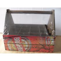 Porta 12 Garrafas Mdf Cerveja Brahma Bar Cozinha Beer