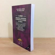 1000 Perguntas/respostas De Introdução Ao Estudo Do Direito