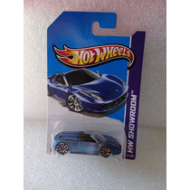 Ferrari 458 Spider - Hot Wheels 2013 - 1:64 - Azul
