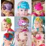 Headband Faixa / Tiara Infantil Em Plumas - Frete Gratis!!
