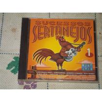 Cd Sucessos Sertanejos Volume 1 1998 Globodisk