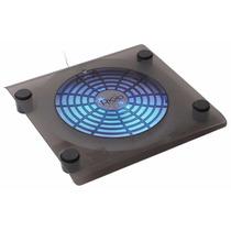 Base Suporte Notebook Com Cooler 160 Mm - Neon Azul