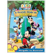 A Casa Do Mickey Mouse - A Grande Onda Do Mickey (lacrado)