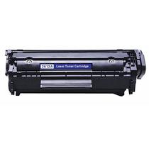 Toner Compatível P/ Impressora Hp Laserjet 1020 - Q2612a 12a