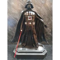 Escultura Darth Vader Em Resina